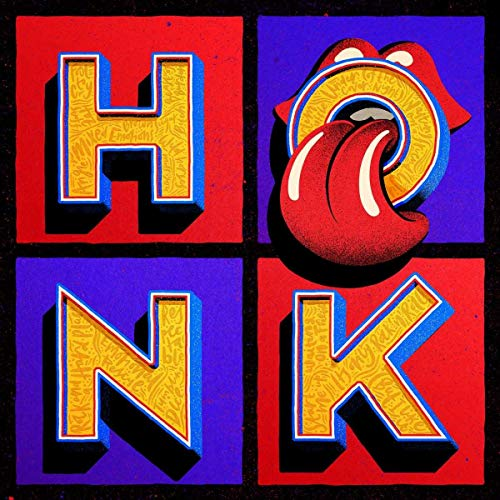 The Rolling Stones: Honk (Audio CD (Limited Edition))