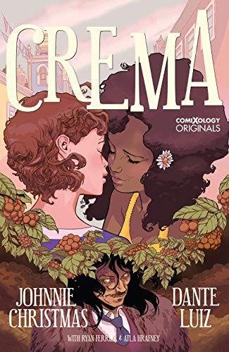 CREMA (comiXology Originals) (English Edition)