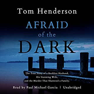 Afraid of the Dark cover art