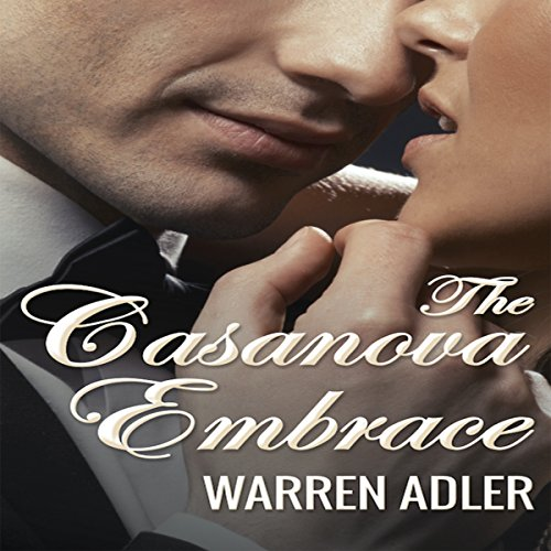 The Casanova Embrace audiobook cover art