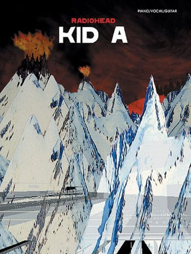 Radiohead - Kid A: Piano/vocal/guitar/guitar Tab