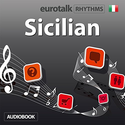 EuroTalk Sicilian audiobook cover art