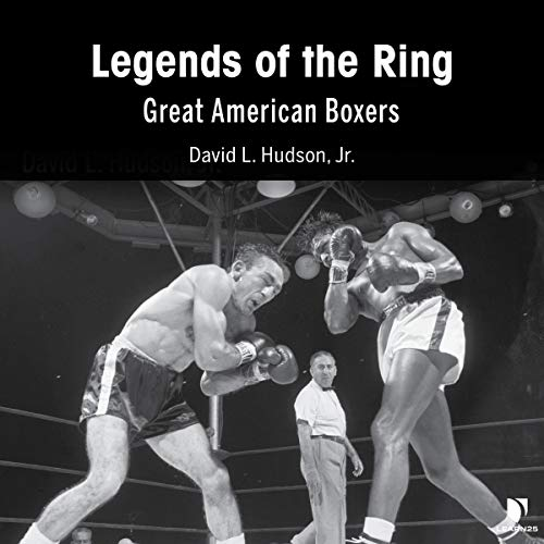 Legends of the Ring: Great American Boxers cover art