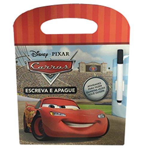 Escreve e Apague Disney. Carros