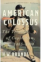 American Colossus Kindle Edition