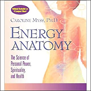 Energy Anatomy audiobook cover art
