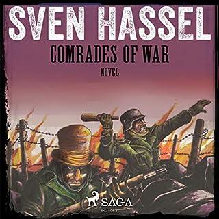 Comrades of War audiobook cover art