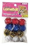 ファンタジーワールド 猫用おもちゃ ファンタジー ラメボール L 12個セット 猫 喜ぶ おもちゃ 玩具 遊び 12個入り