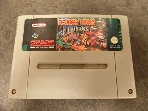 Donkey Kong Country [Super Nintendo] [SNES] [PAL] [Super Nintendo] [Producto Importado]