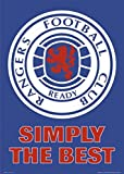 1art1 51541 Fußball - Glasgow Rangers, Simply The Best,