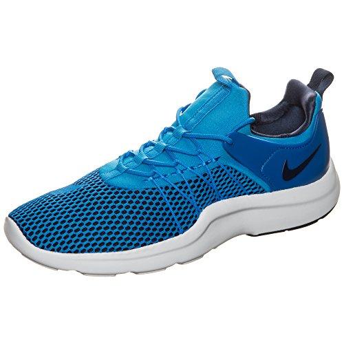 Nike Darwin, Zapatillas para Hombre, Azul/Azul Oscuro, 44.5 EU