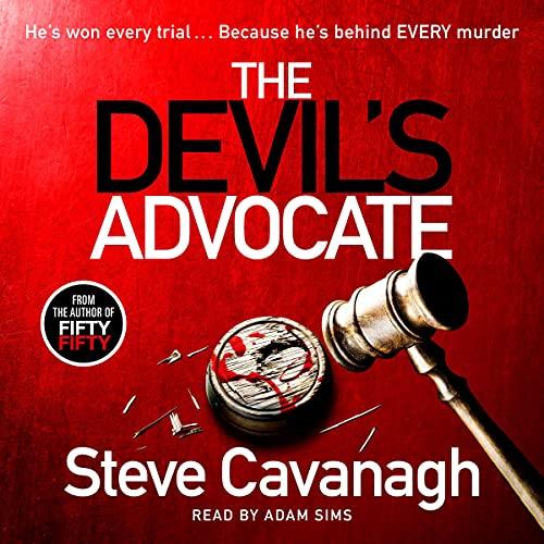 The Devil's Advocate cover art