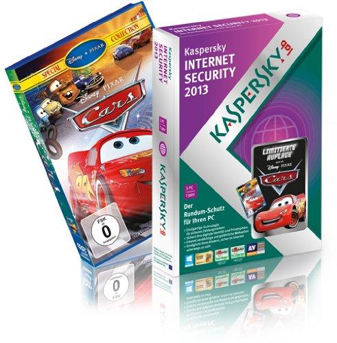 Kaspersky Internet Security 2013 3User Disney Bundle [import allemand]