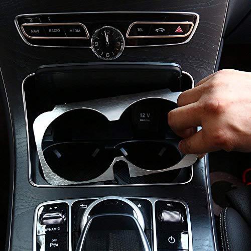 AUTO Pro per Classe C W205 GLC X253 E-Class W213 Ricambi Auto Telaio In Alluminio Portabicchieri