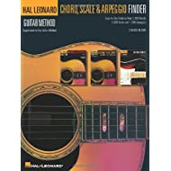 Hal Leonard Guitar Method: Guitar Chord, Scale & Arpeggio Finder (Book CD & DVD)