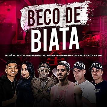 Beco de Biata (feat. Laryssa Real, MC Madan & Jeova no Beat) (Brega Funk)