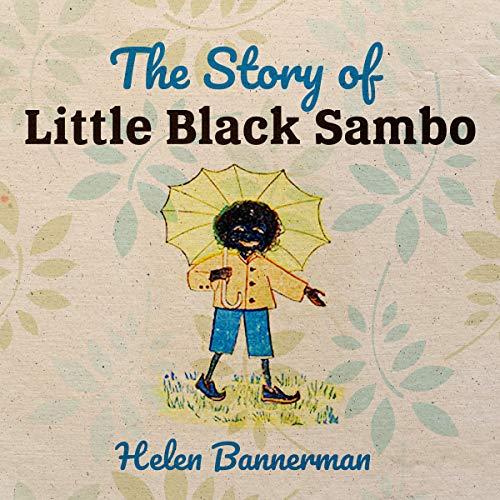 The Story of Little Black Sambo audiobook cover art