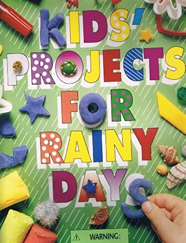 Kids Projects for Rainy Days by Tormont Publication Inc.