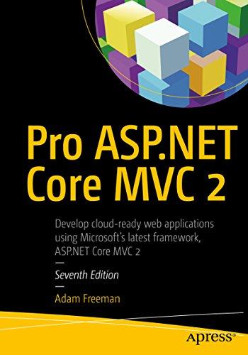 Pro ASP.NET Core MVC 2 (English Edition)