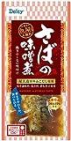 Delcy さばの味噌煮 [常温保存可能] 120g×10個
