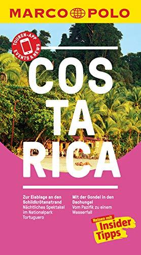 MARCO POLO Reiseführer Costa Rica: inklusive Insider-Tipps, Touren-App, Events&News & Kartendownloads (MARCO POLO Reiseführer E-Book)