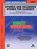 Student Instrumental Course, Studies and Melodious Etudes for Clarinet, Level II