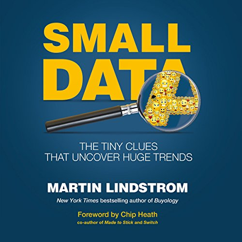 Small Data audiobook cover art