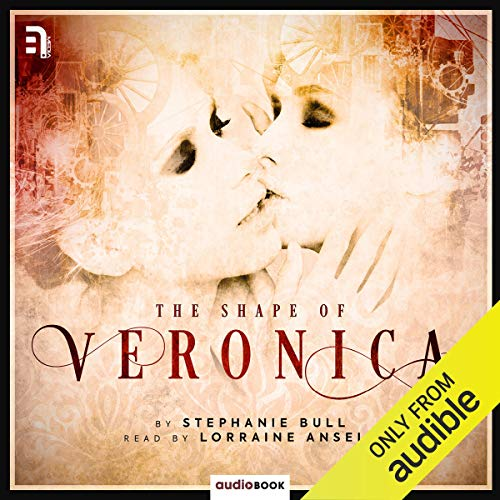 The Shape of Veronica Audiobook By Stephanie Bull cover art
