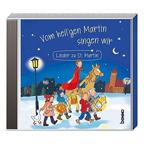 CD »Vom heil'gen Martin singen wir«: Lieder zu St. Martin