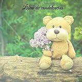 Libro de condolencias adios: 200 páginas, diseño...