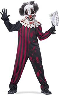 Best little girl killer clown costume Reviews