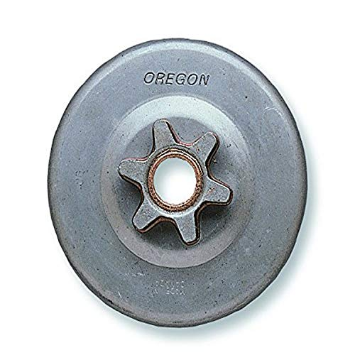 Oregon 523524X 3/8 Low Profile Pitch 6-Tooth Consumer Spur Sprocket