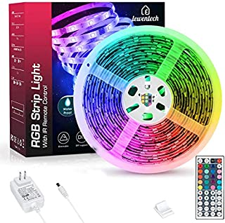 LED Strip Lights, Lewentech 16.4ft RGB Color Changing...