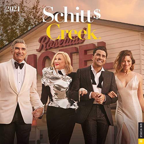 Schitt's Creek 2021 Wall Calendar