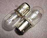 Replacement Light Bulb (2 Pieces) for Janome NewHome 7034D 7318 Magnolia 7933 Harmony 8002D 808 HD1000 S950