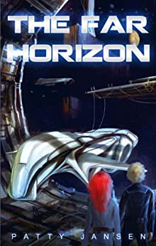 The Far Horizon: Science Fiction for kids 9-12 by [Patty Jansen]