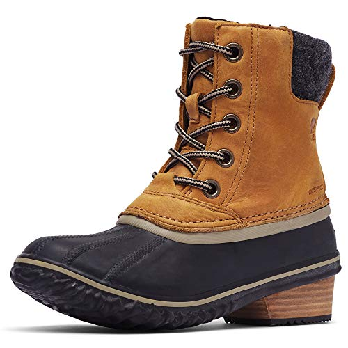 Sorel Slimpack Lace Boots