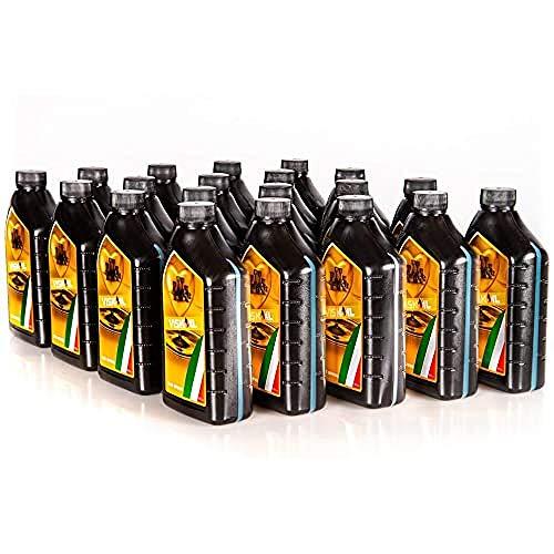 20x1 Litro Olio Per Cambio Manuale Viskoil 80W90