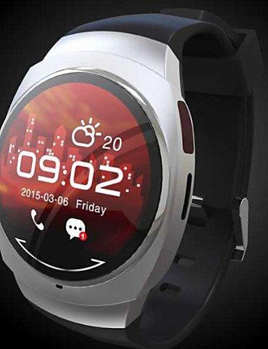 Reloj inteligente UO Wearables, manos libres, control de medios, control de mensajes, control de cámara para Android y iOS