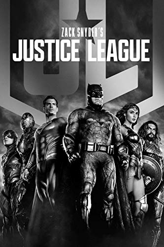 ZPDWT Zack Snyder's Justice League Rompecabezas de 1000 Piezas, Juguetes educativos difíciles para Adultos a Gran Escala Regalos creativos para niños y niñas,de Madera,75*50cm