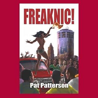 Freaknic! audiobook cover art