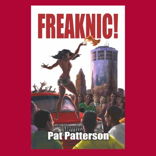 Freaknic! audiobook cover art