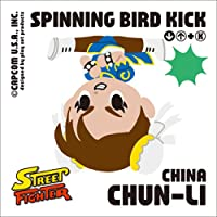 ストリートファイター×play set products ミニパズル100ピース スピニングバードキック 100-19
