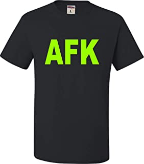 Go All Out Youth Away from Keyboard AFK Funny Gamer PC Gaming T-Shirt
