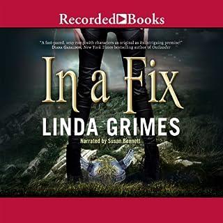 In a Fix audiobook cover art
