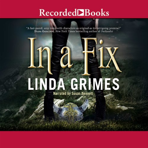 In a Fix audiobook cover art