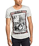 trueprodigy Casual Homme Tee Shirt Motif imprimé, Vetements Swag Marque col Rond...