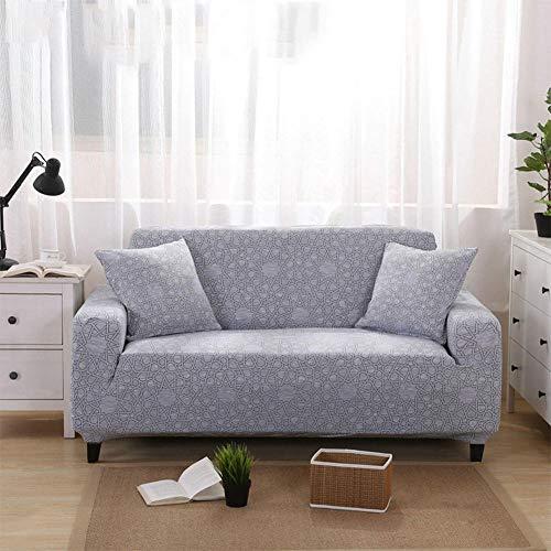 Bloempatroon Kussenovertrekken Sofa Cover bankhanddoek Woonkamer Meubels Beschermende fauteuil banken bank 1-4 zits-5_2 zits