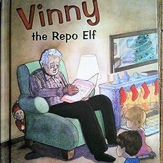 Vinny the Repo Elf cover art