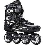 LLFA Roller Skates Inline Skates Skating for Women and Man,Carbon Fiber Speed Skates,College Students Beginners Outdoor Skates, Comfortable Durable Inline Roller Skates. (Size : 44-US:11)
